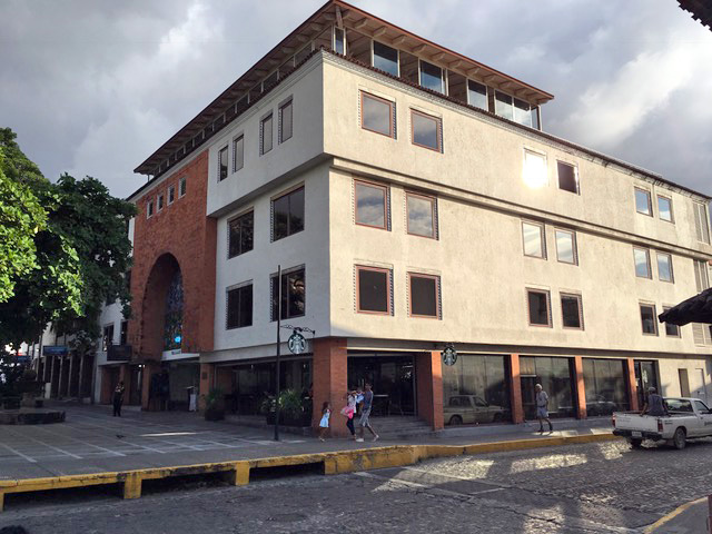 Edificio Plaza Vallarta