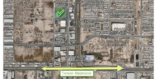 Terreno Torreon